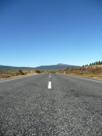 Long road to Taupo