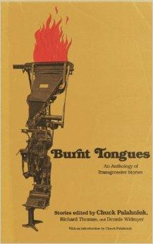 Burnt Tongues – Anthology of Transgressive Writing