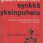 Paavolainen, Olavi: Synkkä yksinpuhelu