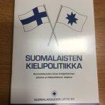 Suomalaisten kielipolitiikka