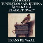 Waal, Frans de: Olemmeko riittävän älykkäät tunnistamaan, kuinka älykkäitä eläimet ovat?
