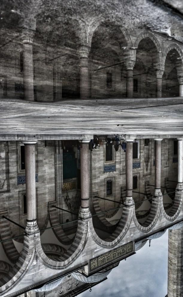 Reflection Kivanc Turkalp Photography