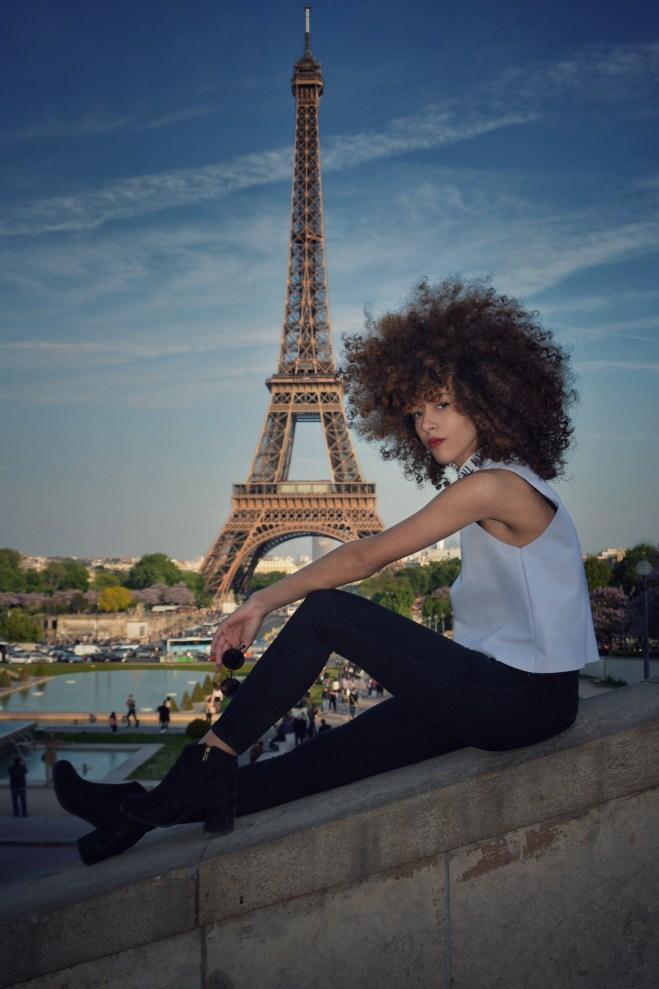 Paris Model Shooting