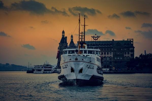 Bosphorus - Kivanc Turkalp Photography