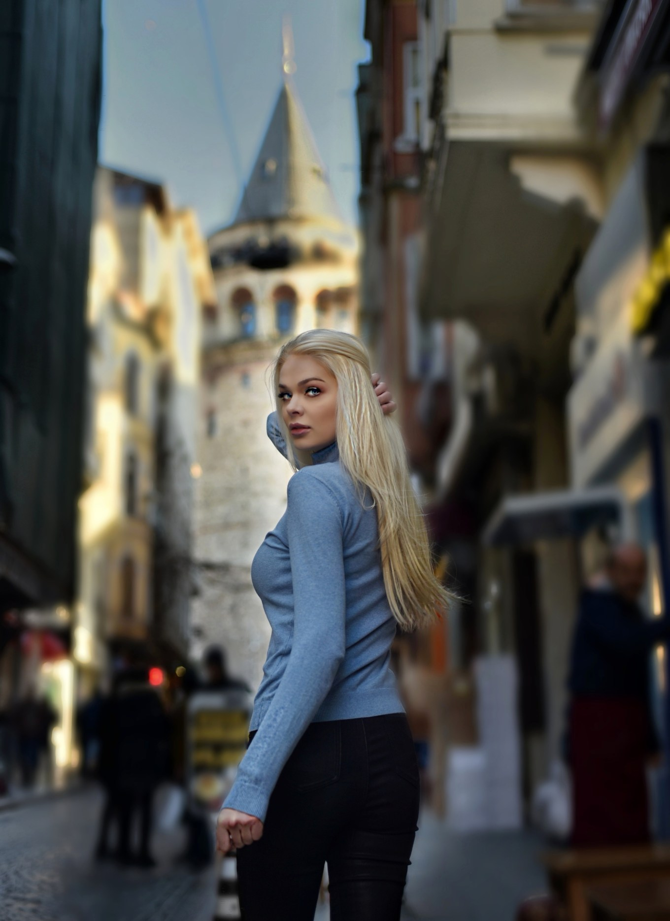 Personal Photo Shooting in Istanbul. Graduation Photo Shooting in Istanbul