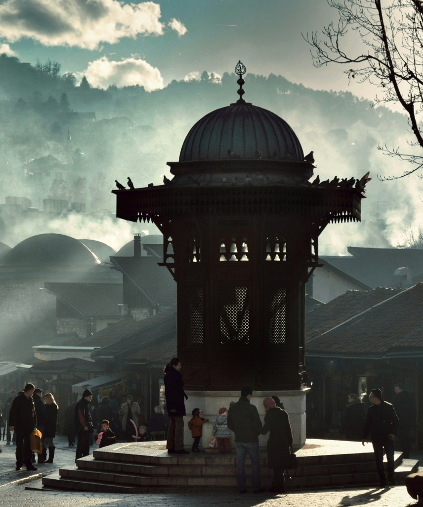 Saraybosna Gezi ve Fotoğraf Rehberi