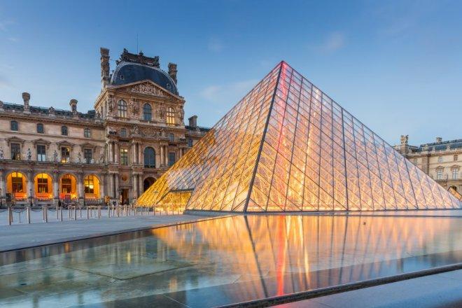 Louvre Müzesi, Paris Louvre Müzesi Biletleri, Louvre Müze, Paris'te gezilecek yerler