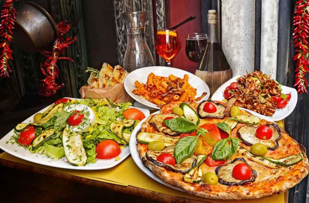 İtalyan Mutfağı, İtalyan Pizzası, İtalyan Makarnası, İtalyan Şarapları
