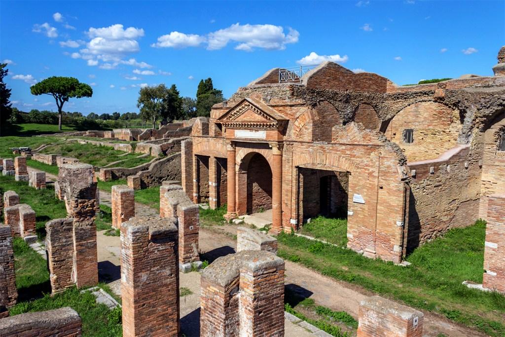 Roma'da tarihi yerler, roma antik yerler, roma görülmesi gereken yerler
