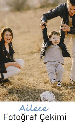 Izmir Fotoğrafçılık, İzmir Aile Fotoğraf Çekimi