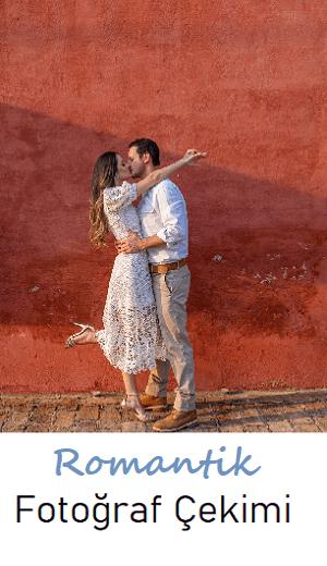 Izmir Fotoğrafçılık, İzmir Romantik Çift Fotoğraf Çekimi