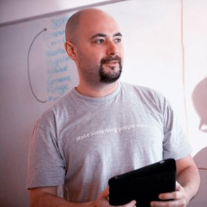 Michael Nusimow (my cofounder)