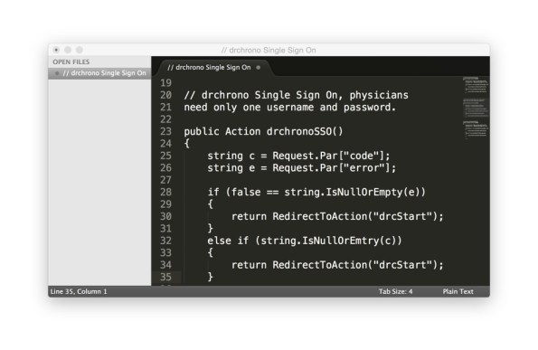 drchrono-single-sign-on-example-code