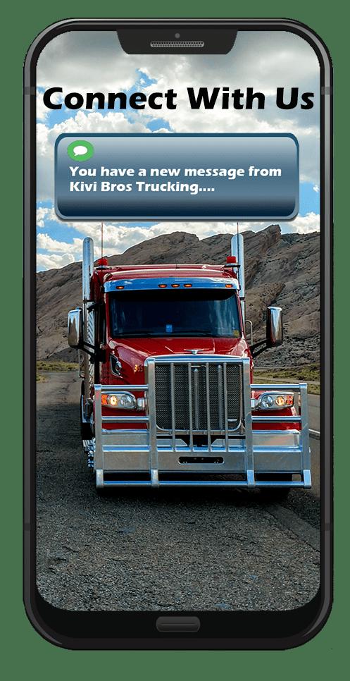 Home Page - Kivi Bros Trucking