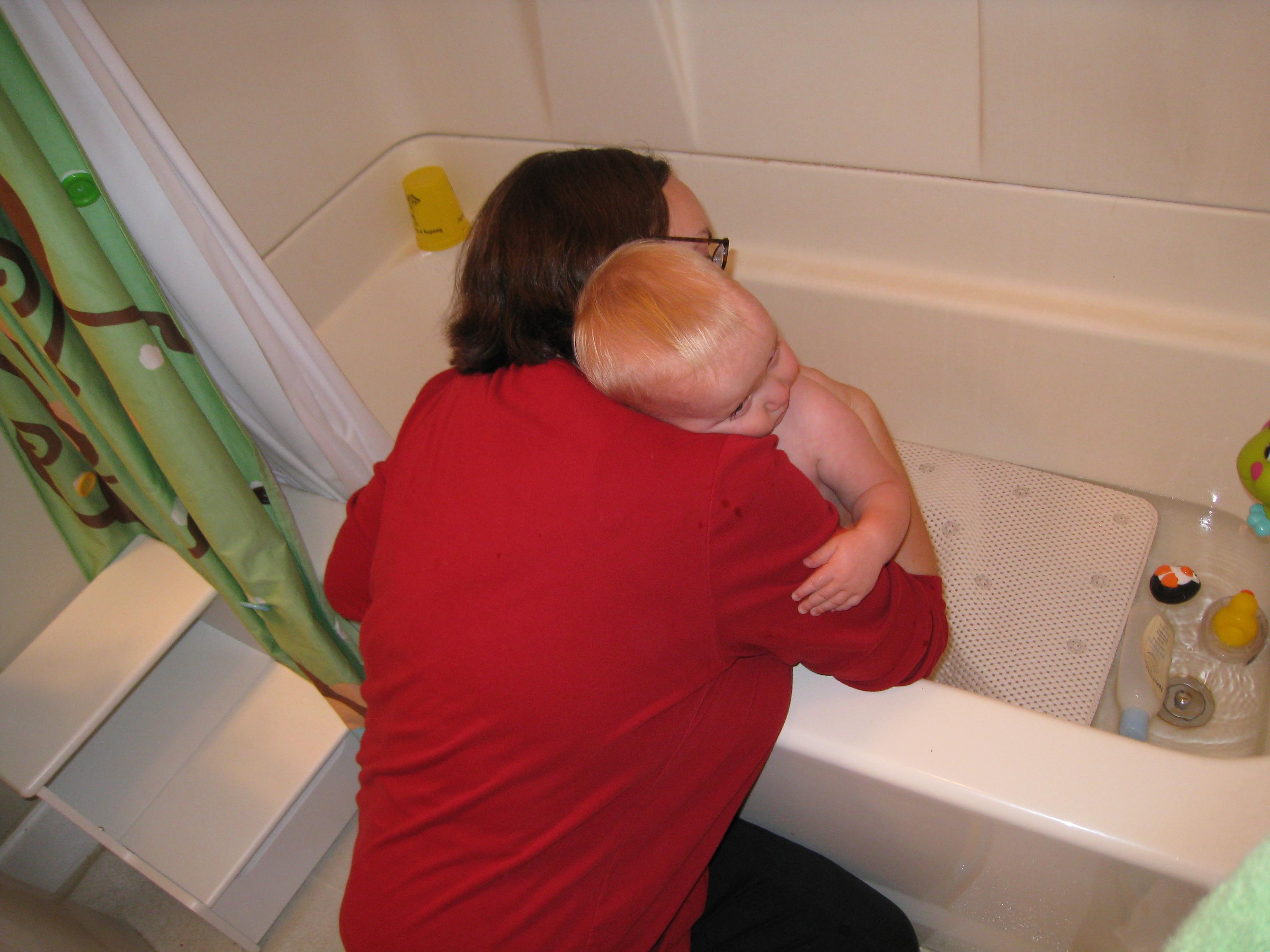 bath failure