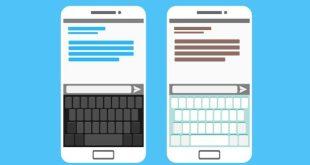 Top 10 d'applis de clavier pour Android en 2019