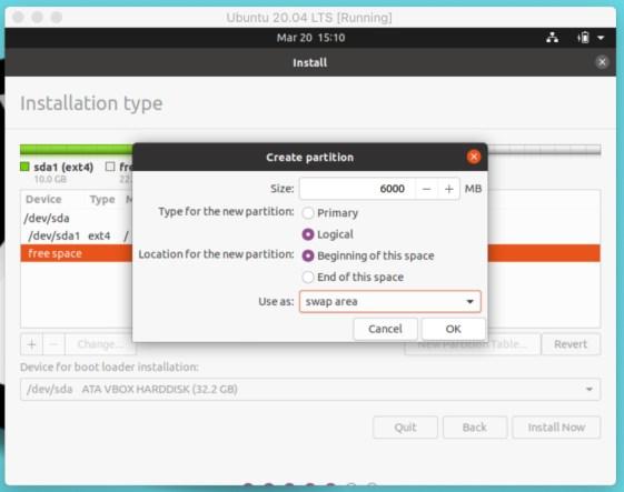Comment Installer Ubuntu 20.04 sur VirtualBox [Linux, Windows et Mac]