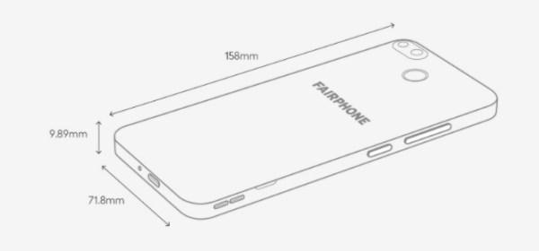 Fairphone 3: Sans Google E OS et avec une réparabilité élevée