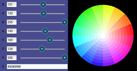 Color Picker — Kivy 1.11.0.dev0 documentation