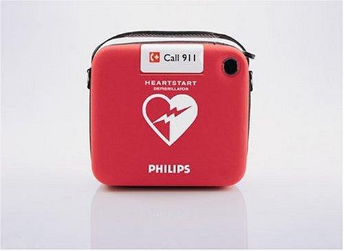 AED unit.