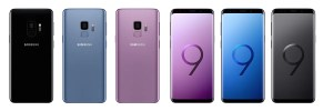 Galaxy S9 familie