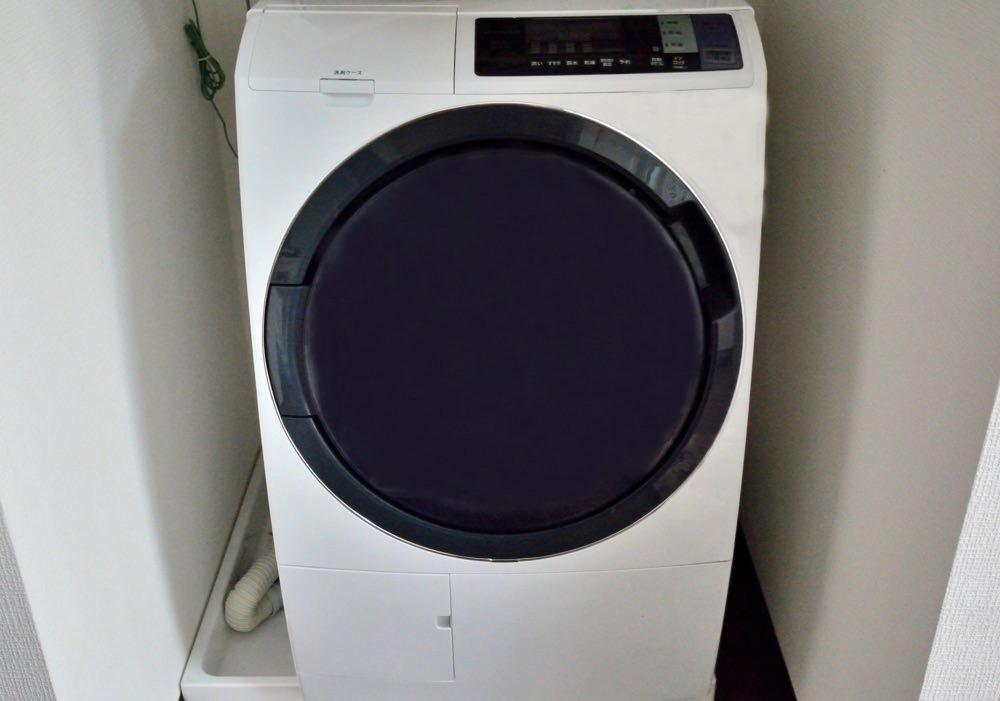「ドラム式洗濯機」って英語で何て言う?