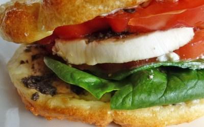 Sandwich sans pain ??…ou Cloud bread