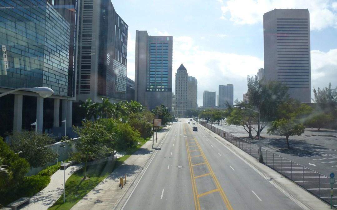Floride ;  Du côté de Miami et un petit tour dans les Everglades…