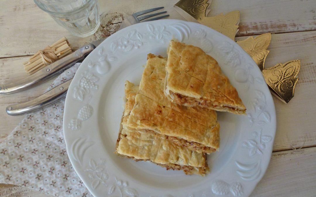 La version légère  et végétalienne  de la galette des rois …#1