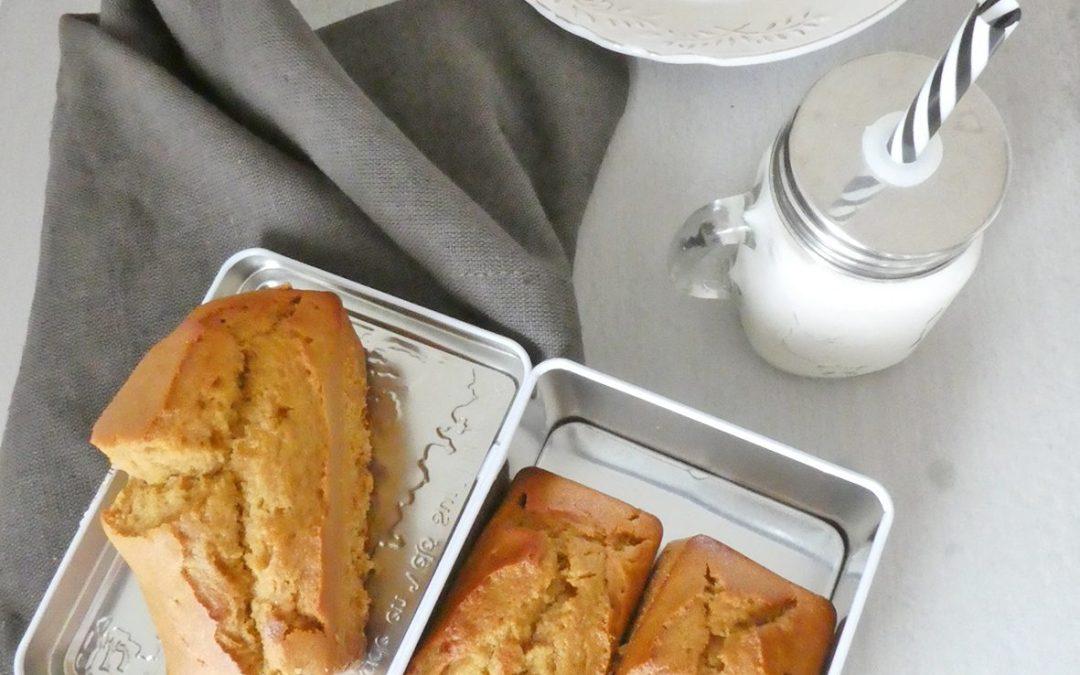 Petit cake vegan et sans gluten