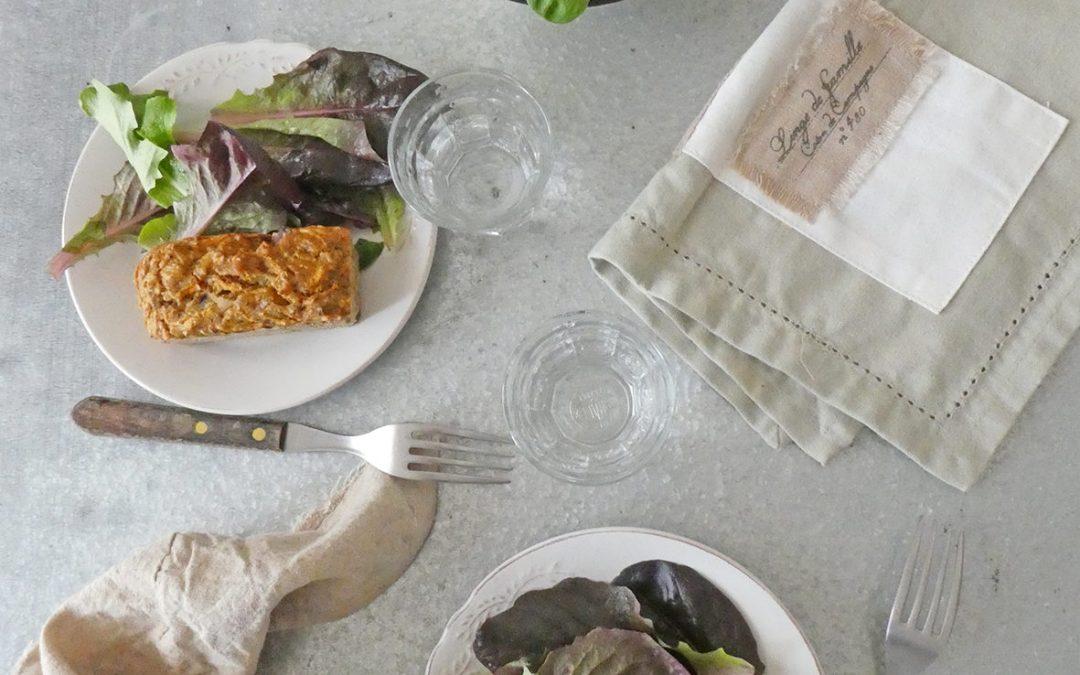 Minis cakes aux carottes, noisettes et olives noires ( Sans gluten, sans céréales )