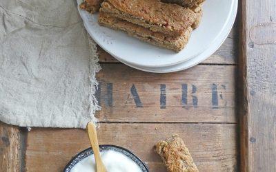 Biscuits moelleux à la purée de noisette ( Sans gluten, vegan )