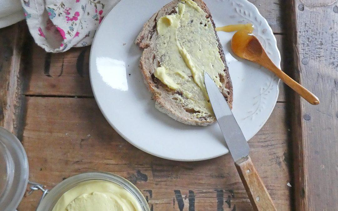 Beurre de mangue ( vegan )