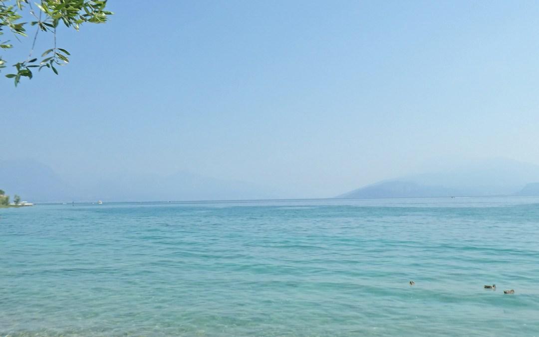 Italie, un petit tour au sud du lac de Garde ( Lago di Garda )