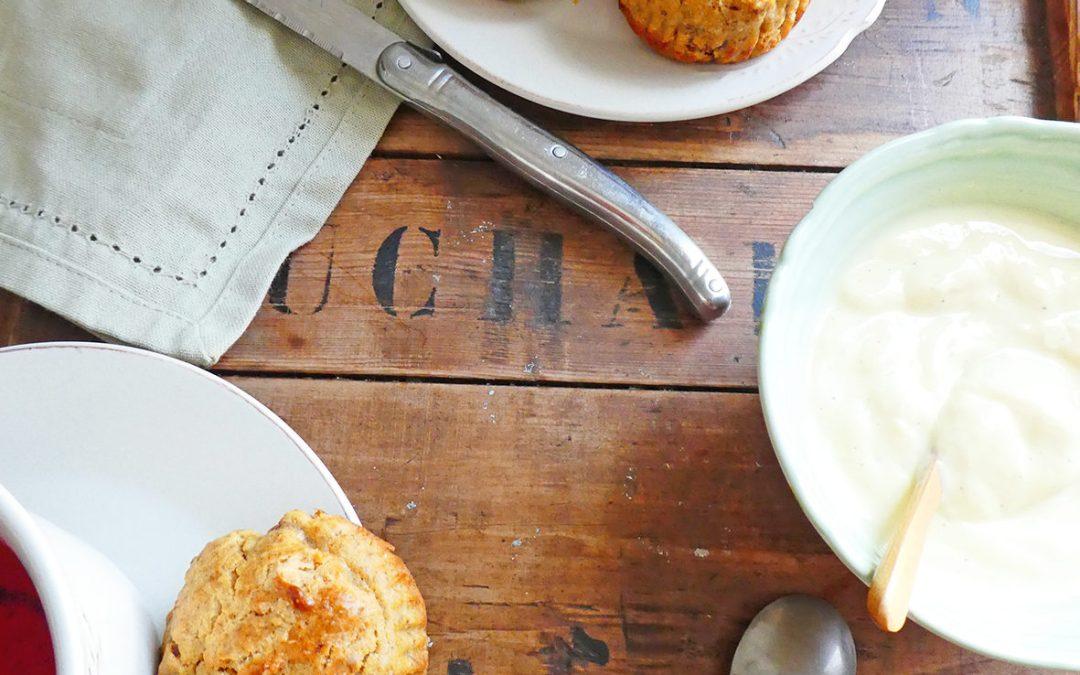 Muffins sucrés aux fruits ( sans sucre ajouté )