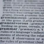 英文法は暗記科目ではない