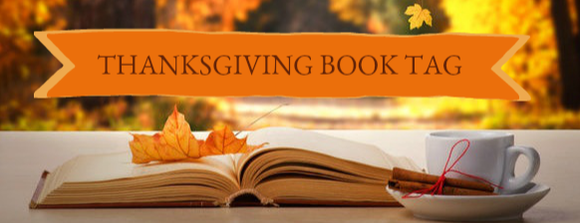 Image result for the thanksgiving book tag