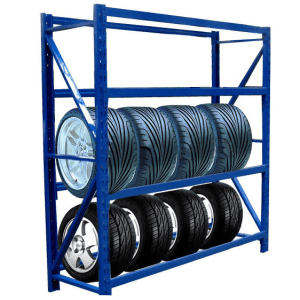 Car Tyre Racking