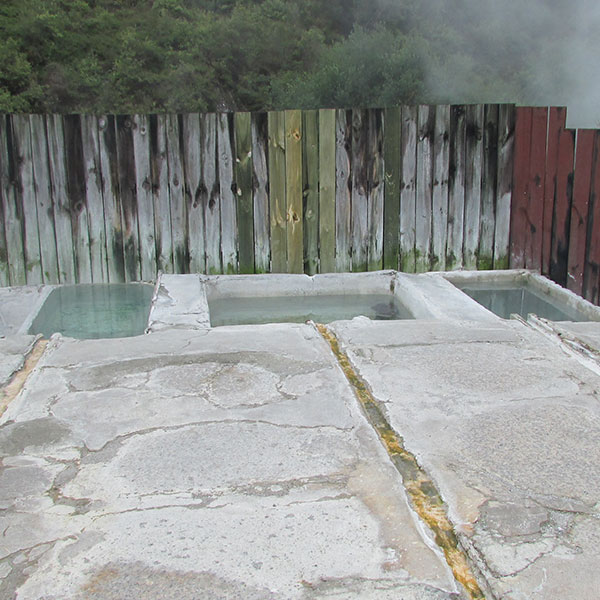 Baño maori