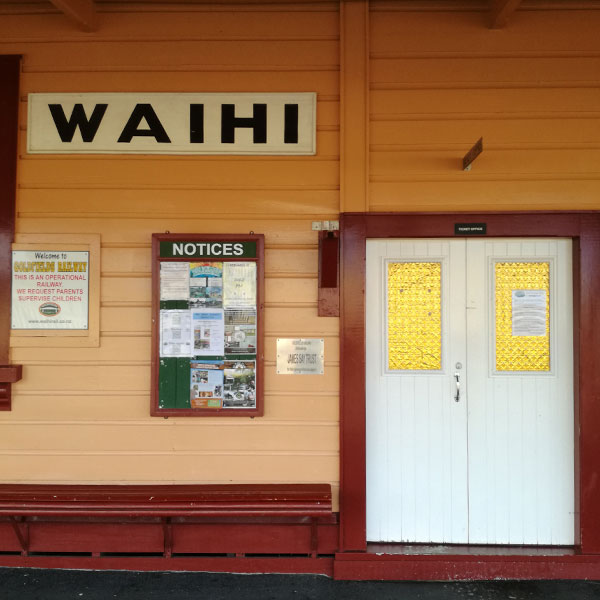Station Wiahi