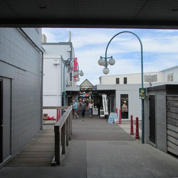 taupo town