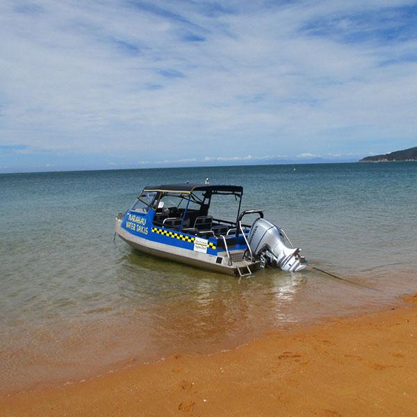 Water taxi abel tasman