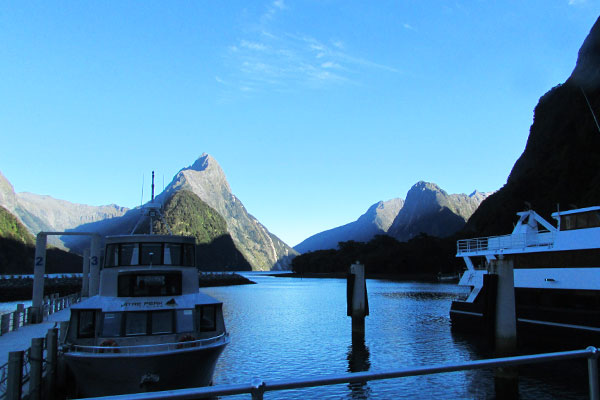 Milford sound que hacer
