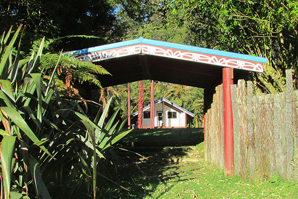 Marae maoró