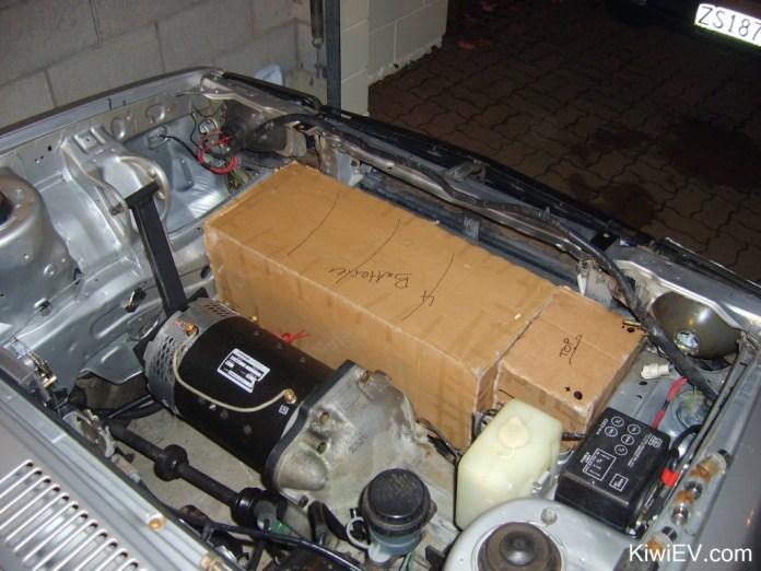 the original kiwi ev electric car conversion