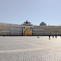The Hermitage: A museum to rival Paris's Louvre