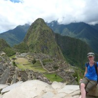 Machu Picchu mountain hike and city