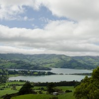 French vibrations in New Zealand: Akaroa
