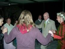 A bit of dancing