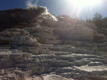 Mammoth Springs